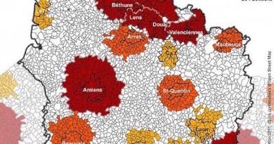La région des Hauts-de-France, championne françaises pour le nombre de communes !