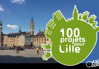 100 projets pour Lille ? A vous de jouer !