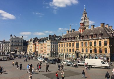 #17 La Grand Place de Lille piétonne… presqu'une évidence !