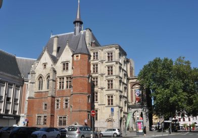 #28 De nouveaux aménagements autour du Palais Rihour