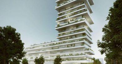 AVIS / Tour de 18 étages quartier Vauban à Lille : un beau projet architectural au mauvais endroit ?