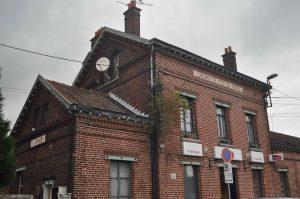Gare de Lomme réduite