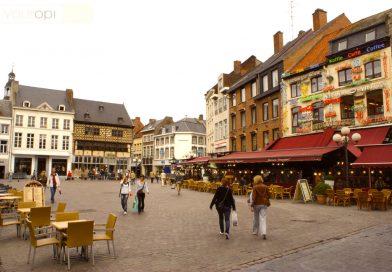 #44 Visiter Hasselt en Belgique : une ville de commerce sans voiture !