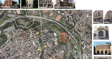 Avis (critique) concernant l'implantation du nouveau Palais de Justice Plaine Churchill à Lille