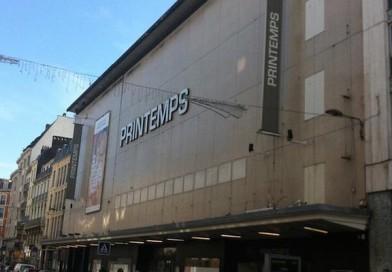 #2 Une façade végétalisée pour le magasin Le Printemps à Lille !