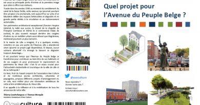 Livre / Vieux Lille – quel projet pour l'Avenue du Peuple Belge ?