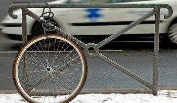 «Je n'utilise pas mon vélo pour me déplacer, car j'ai peur de me le faire voler !»